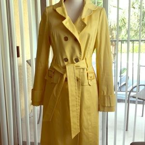 Body By Victoria mid-length Trench Coat